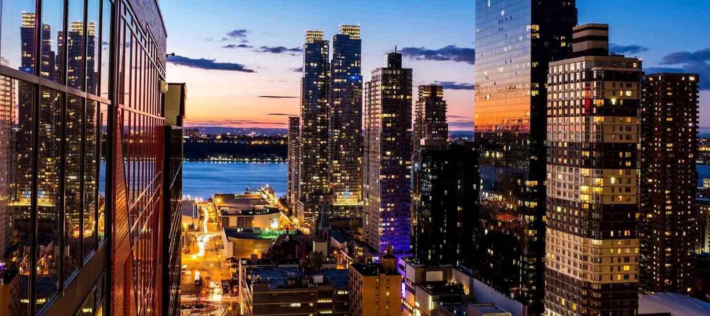 New York Niagara Washington Tour
